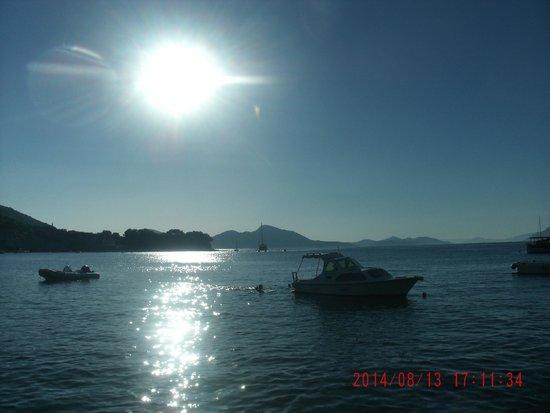 TUI SENSIMAR Kalamota Island Resort: from harbour