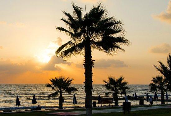 Kefalos Beach Tourist Village: Sunset