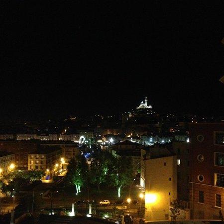 InterContinental Marseille - Hotel Dieu : Vue depuis la chambre