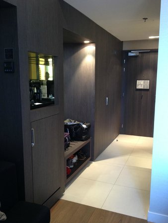 InterContinental Marseille - Hotel Dieu : Chambre Executive Terrasse