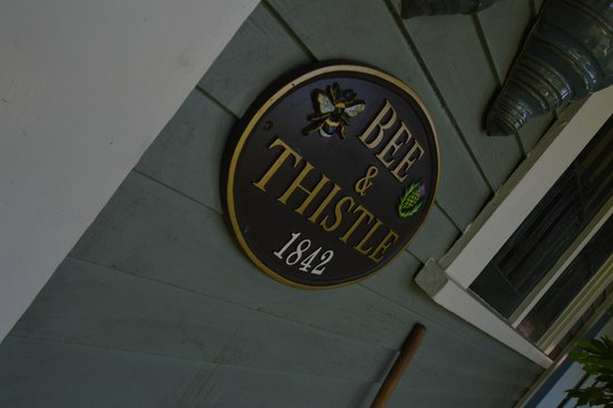 Bee & Thistle Guest House : Bee and Thistle
