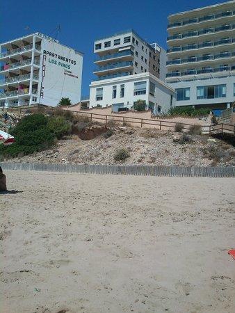 Apartamentos albamar ii calpe espagne voir les tarifs for Apart hotel espagne