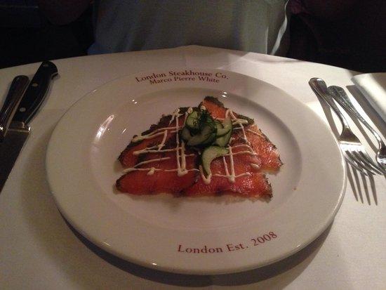 London Steakhouse Co - City: Gravaix