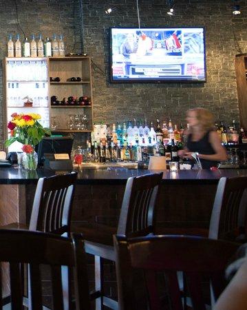 Cicco's Ristorante: Bar area