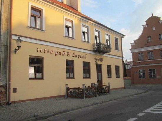 Rynek 6 Retro Pub & Hostel