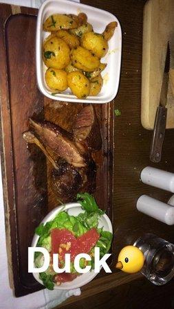 Brasserie Sixty6 : Was a bit tough😞
