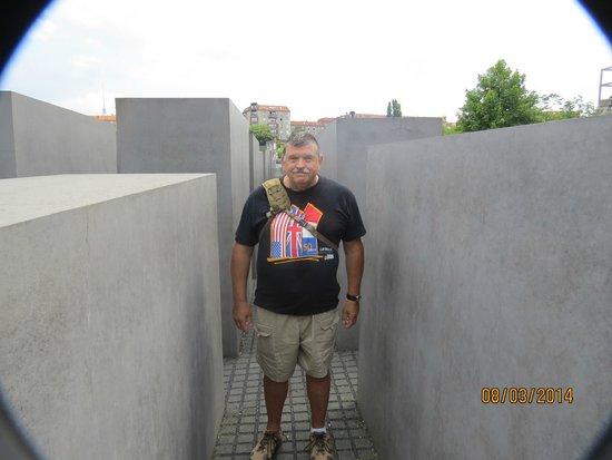 Tiergarten : jewish memerial
