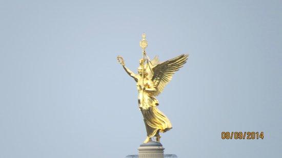 Tiergarten : angel juni strasse