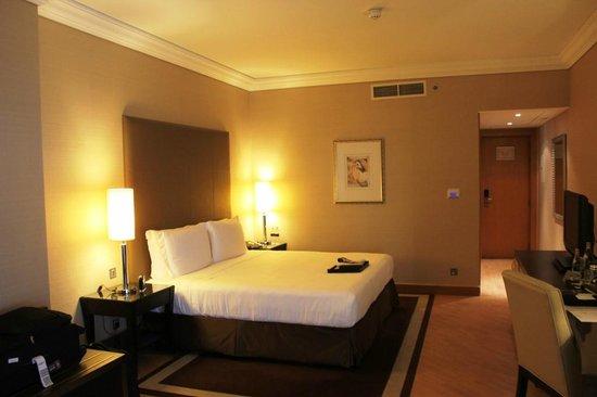 Fairmont Dubai : stanza standard