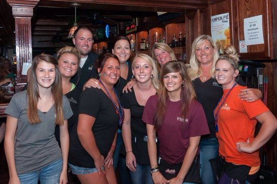 O'Conners Irish Pub: Oc staff