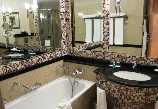 Fairmont Dubai : bagno