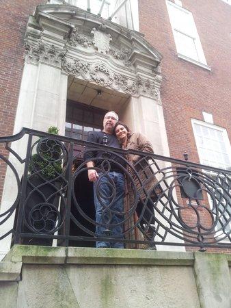 The Bloomsbury: Frente do hotel