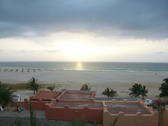 Royal Horizons Boa Vista: vue de notre chambre