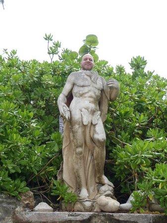 Breezes Resort & Spa Bahamas : estatua
