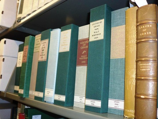 University of Iowa Special Collections & University Archives