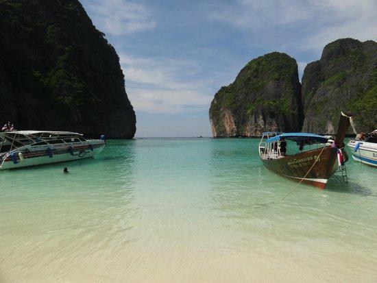 """Phi Phi Islands: """"la playa más hermosa del mundo"""""""