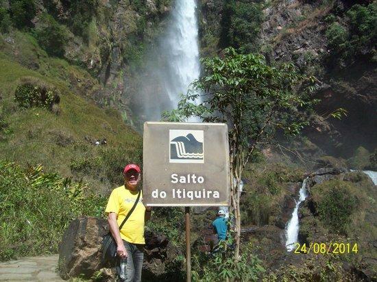 Salto do Itiquira Falls: Vista do Salto