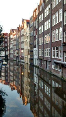 Park Plaza Victoria Amsterdam: vista de um canal em Amsterdã