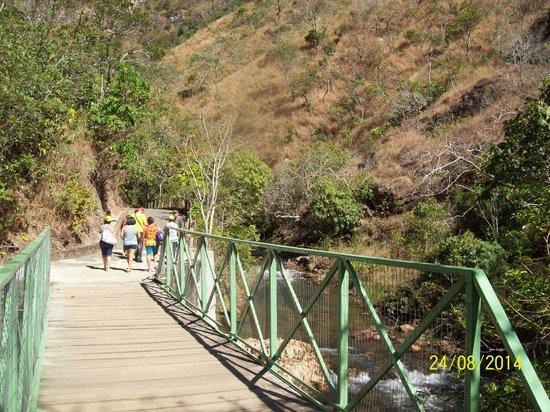 Salto do Itiquira Falls: Caminho para o Salto