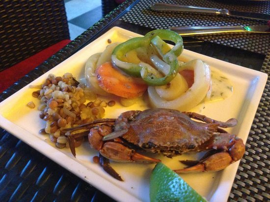 Mercure Hurghada Hotel : Dinner
