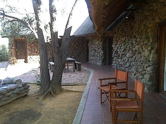 Witsand Nature Reserve : Chalet