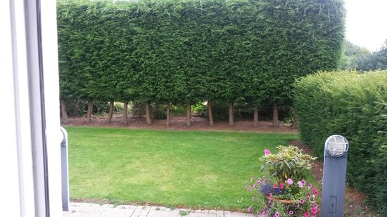 Seaham Hall : Our own 'garden'