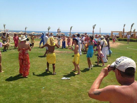 Mercure Hurghada Hotel : Carnival