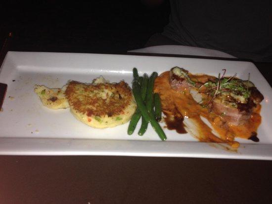 Pompey's Grill : Sea scallops