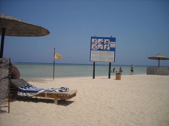 Three Corners Fayrouz Plaza Beach Resort : Accesso al pontile