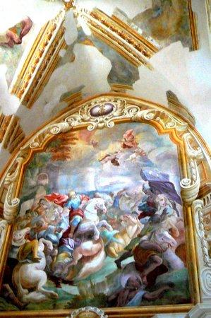 La Certosa di San Giacomo : S MICHELE E I SARACENI