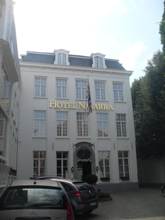 Hotel Navarra Brugge: Hotel Navarra