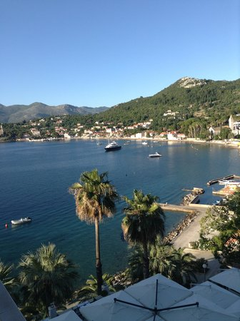 Lafodia Hotel & Resort: view from queen suite balcony