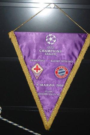 Allianz Arena: Io c'ero (a Firenze)