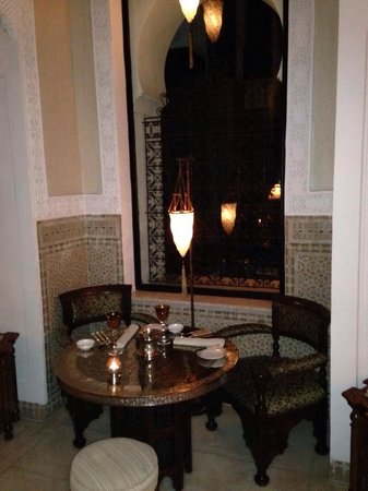 Grande table marocaine - Bild von Royal Mansour Marrakech ...