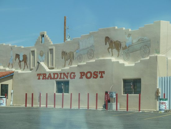 Bowlin's Running Indian: Trading Post