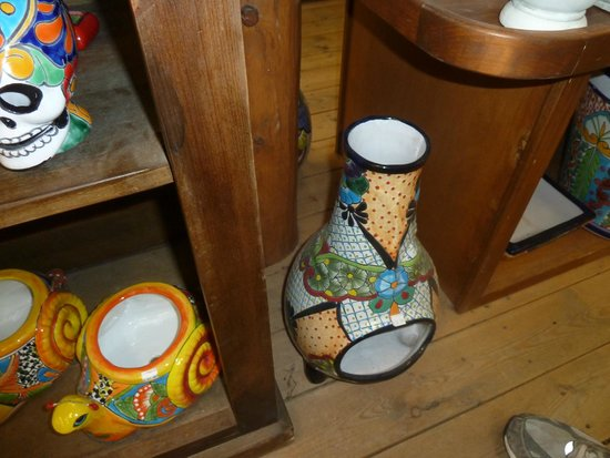 Bowlin's Running Indian: Pots for Sale at Bowlins