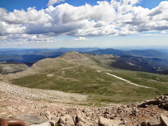 Mount Evans: What a view!