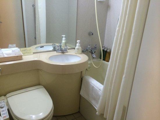 Shiba Park Hotel : バスルーム