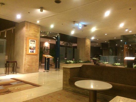 Shiba Park Hotel : ロビー