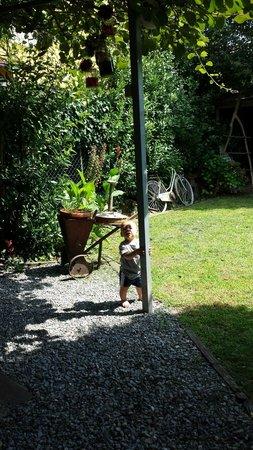 B&B Casa Anita: una piccola parte del giardino