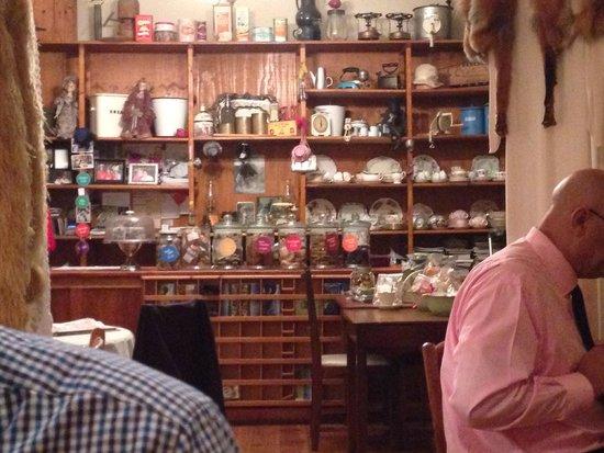 Nostalgie : Old style shop