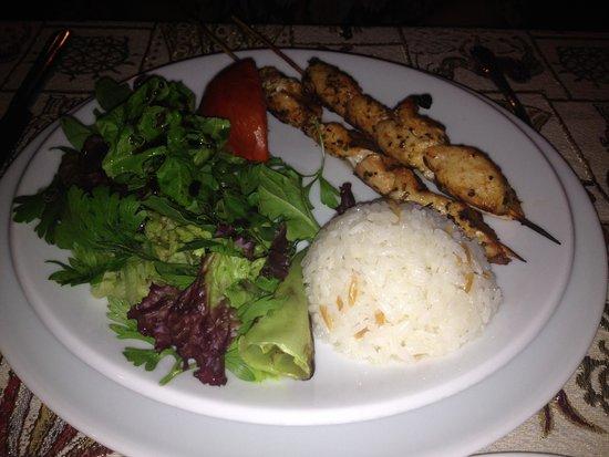 Old Cappadocia Cafe & Restaurant: Pintxos