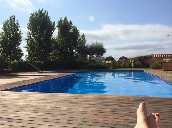 Hostalet de Begur : relax...