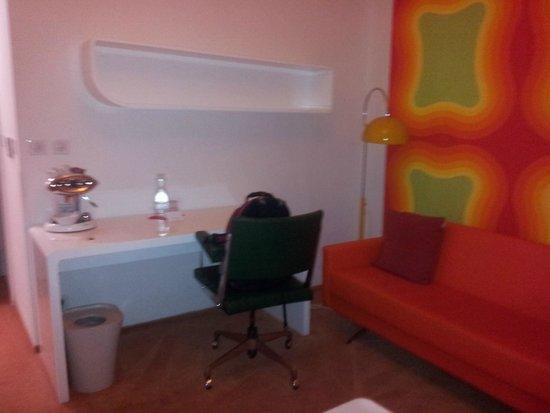 Vintage Design Hotel Sax: Nosso quarto