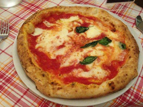 Il Pomodorino Via Morosini: Pizza