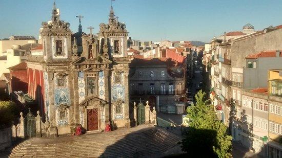 Quality Inn Porto: vistas desde el hotel.