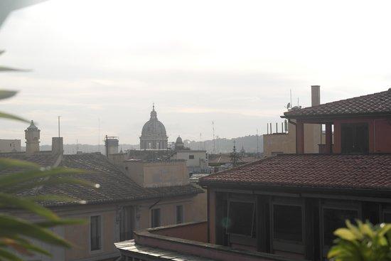 Hotel Concordia: Roof top