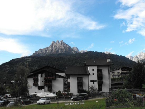 Hotel Castel Pietra : vista generale