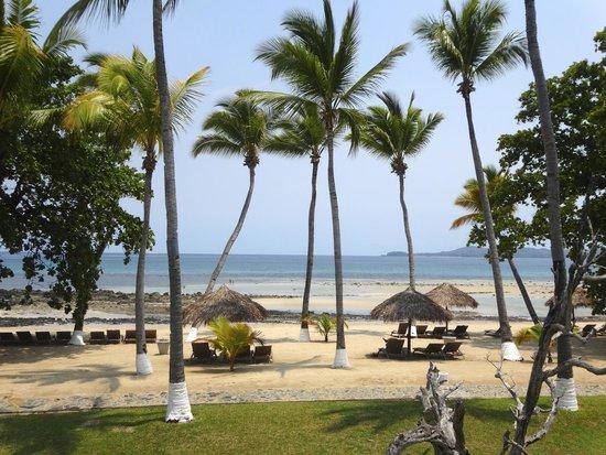 Andilana Beach Resort : Spiaggia relax del villaggio