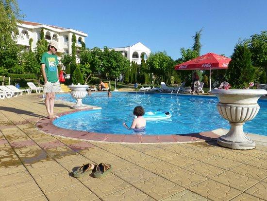 The South Beach Hotel: бассейн